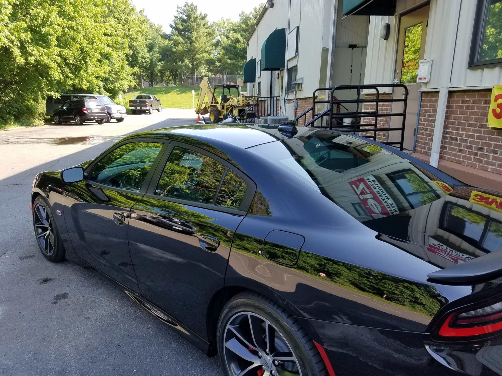 Dodge Charger - Window Tint