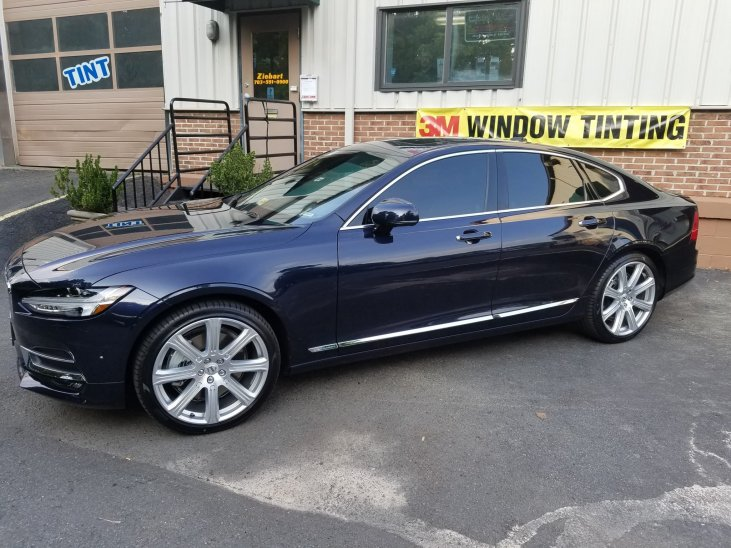 Volvo - Window Tint -automotive protection servcies