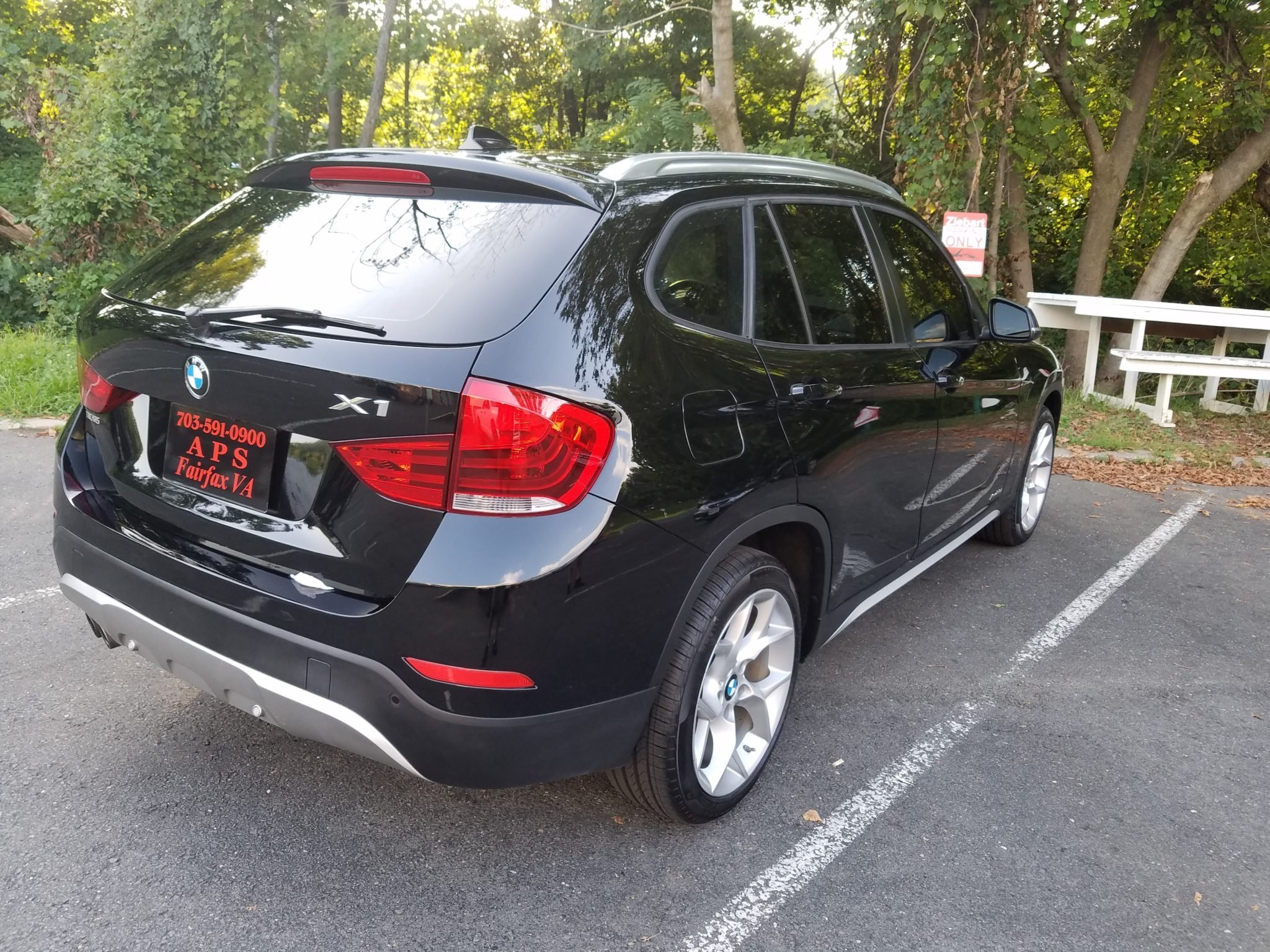 BMW - Window TInt and Detail