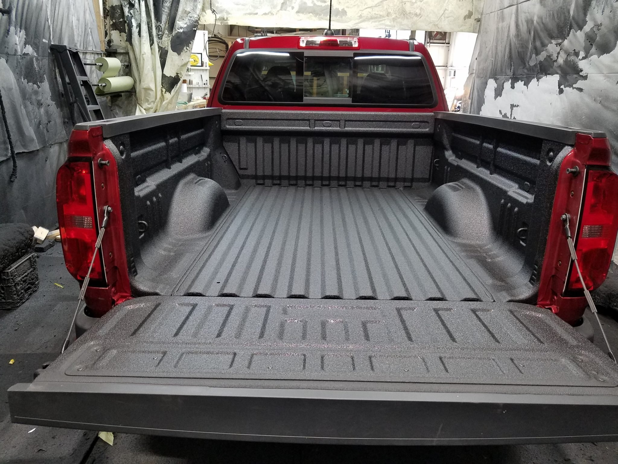 Automotive Protection Services - Spray in Bedliner