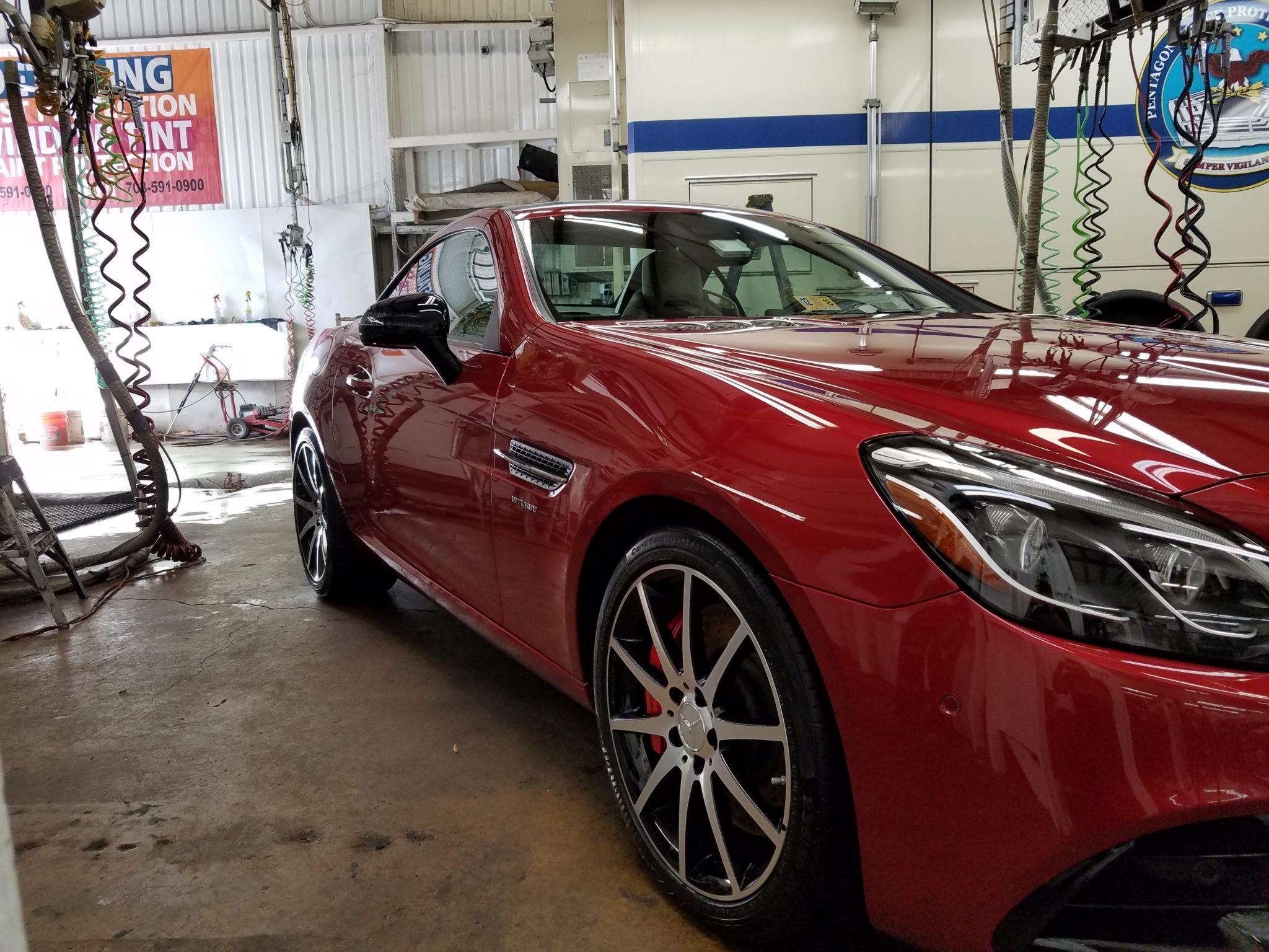 Detailing - Automotive Protection Services