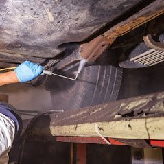 Rust Protection applicaiton - Automotive Protection Services Fairfax Virginia