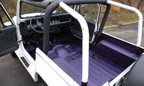 Jeep Tub - Bedliner