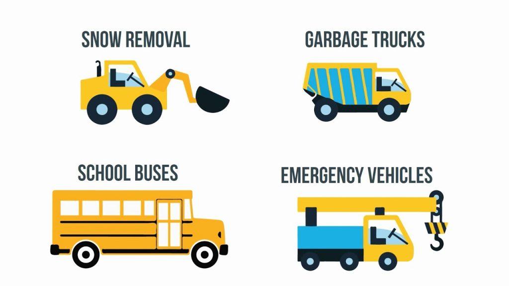 government fleet vehicle