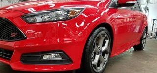 Automotive Protection Services - Polymer Paint Sealant